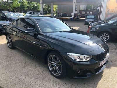 used BMW 435 4 SERIES d XDRIVE M SPORT - MAJOR SERVICE JUST CARRIED OUT WITH 3.0 2dr