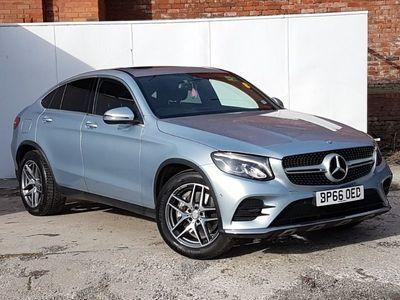 used Mercedes 220 GLC GLC4Matic AMG Line Premium 5dr 9G-Tronic Auto