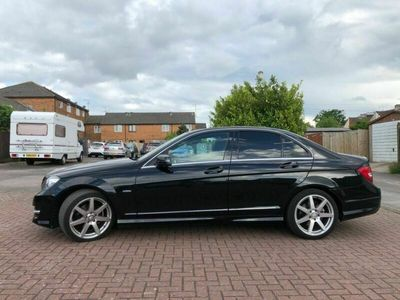 used Mercedes C220 C Class 2.1CDI BlueEFFICIENCY Sport 7G-Tronic 4dr