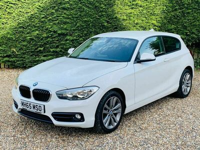 used BMW 120 1 Series 1.6 i Sport (s/s) 3dr