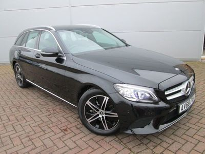 used Mercedes C200 C-ClassSport Premium 5Dr 9G-Tronic