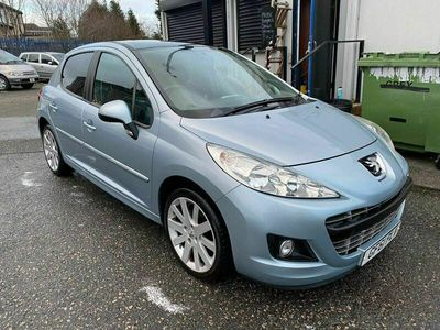 used Peugeot 207 1.6 HDi FAP Sport 5dr