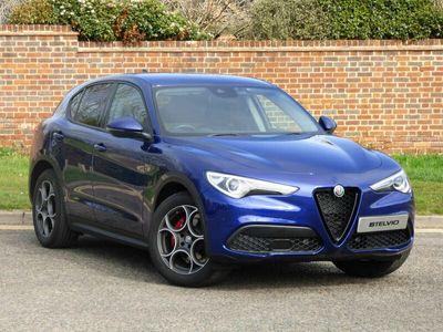 used Alfa Romeo Stelvio 2.0 Sprint