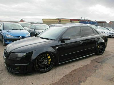 used Audi RS4 4.2 ONE OF KIND SHOW WINING VECHICLE 4dr