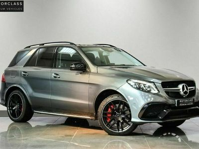 used Mercedes GLE63 AMG Gle-Class 5.5 AMGS 4MATIC PREMIUM 5d 577 BHP JUST ARRIVED MORE PICTURES COMIN