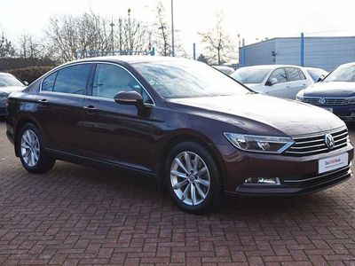used VW Passat 2.0 TDI SE Business 150PS DSG diesel saloon