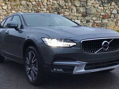 used Volvo V90 CC D4 AWD Cross Country Plus Automatic (WINTER PACK, BLOND INTERIOR) 2.0 5dr
