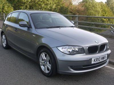 used BMW 118 1 Series 2.0 d ES 5dr