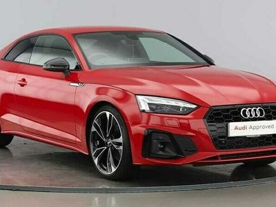 used Audi A5 Coupé Coup- Edition 1 35 TDI 163 PS S tronic