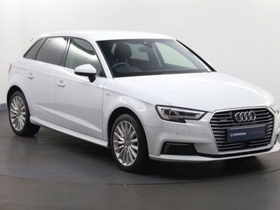 used Audi A3 e-tron 1.4 Tfsi 5Dr S Tronic