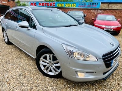 used Peugeot 508 SW 2.0 HDi Active 5dr
