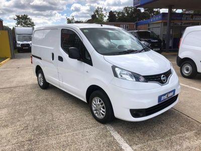 used Nissan NV200 1.5 dCi Tekna Van, 2015 (15)