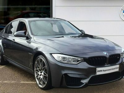 used BMW M3 Saloon Competition Package
