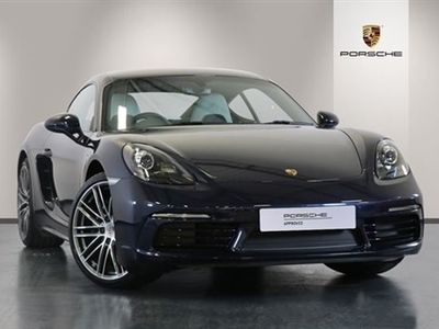 used Porsche Cayman 2.0 2dr PDK Coupe