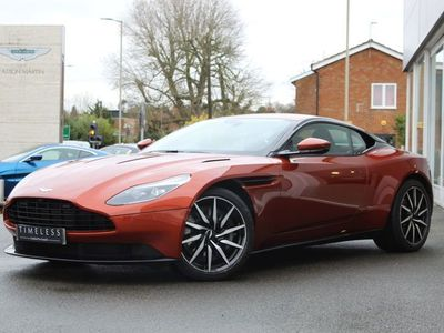 used Aston Martin DB11 2018 Brentwood V12 2dr Touchtronic