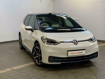 used VW ID3 HATCHBACK SPECIAL EDITION 150kW 1ST Edition Pro Power 62kWh 5dr Auto