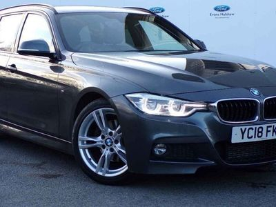 used BMW 320 3 Series d M Sport 5dr Step Auto 2.0