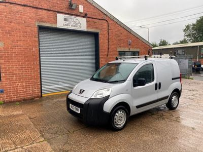 used Peugeot Bipper 1.3 HDi 75 S [non Start/Stop], 2013 (13)