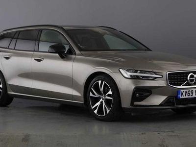 used Volvo V60 II D3 R-Design Plus Auto -Smartphone Integration- 2.0 5dr