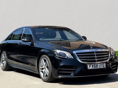 used Mercedes S450 S-CLASS 3.0L AMG LINE EXECUTIVE 4d 363 BHP saloon