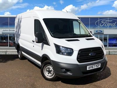 used Ford Transit 2.0 Tdci 105Ps H2 Van