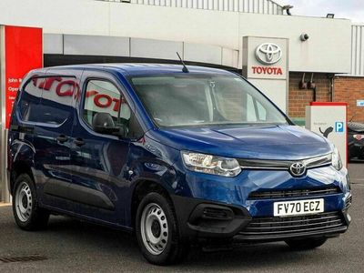 used Toyota Proace City 1.5D 100 Active Van