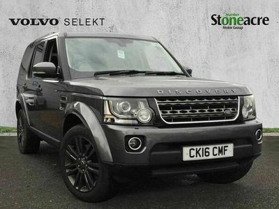 used Land Rover Discovery 3.0 SDV6 Graphite 5dr Auto