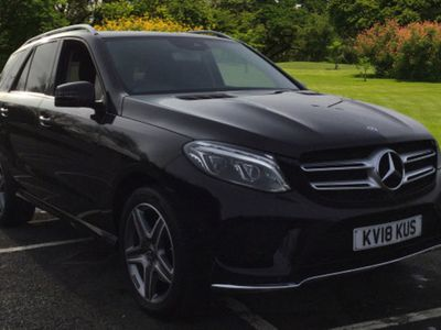 used Mercedes GLE350 GLE4Matic Amg Line 5Dr 9G-Tronic