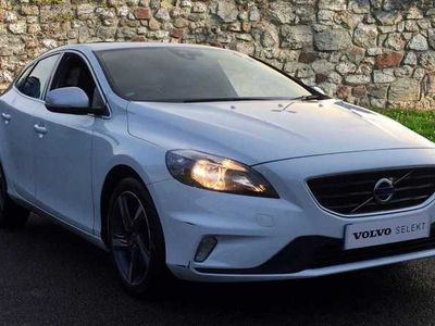 used Volvo V40 D2 R-Design Manual