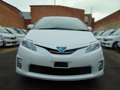 used Toyota Estima Hybrid Estima2.4 AUTO 8 SEATER MPV NEW SHAPE FRESH IMPORT NEW