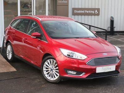 used Ford Focus 1.5 Ecoboost 182 Titanium X 5Dr Auto