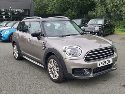 used Mini Cooper Countryman 1.5 Exclusive 5dr
