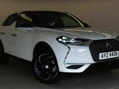 used DS Automobiles DS3 DS 100kW E-TENSE Ultra Prestige 50kWh 5dr Auto