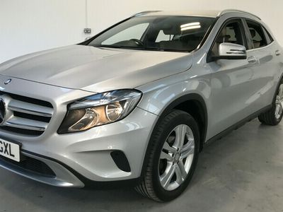 used Mercedes GLA200 Sport 5dr Auto