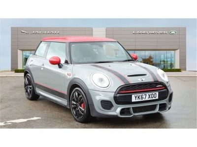 used Mini John Cooper Works Hatch 2.03dr Auto hatchback 2017