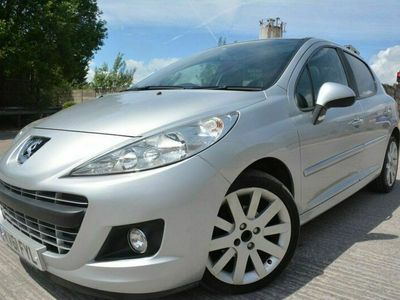 used Peugeot 207 1.6 HDI ALLURE 5d 92 BHP LOW MILEAGE*12 MONTHS MOT*£30 TAX