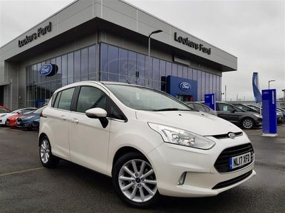 used Ford B-MAX 1.0 Ecoboost 125 Titanium Navigator 5Dr