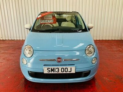 used Fiat 500C 1.2 Colour Therapy 2d