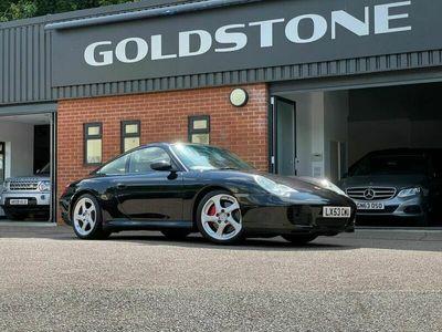 used Porsche 911 Carrera 4S 3.6 Coupe