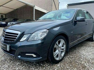 used Mercedes E250 E ClassCDI BLUEEFFICIENCY AVANTGARDE
