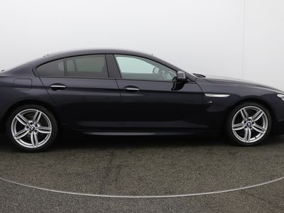used BMW 640 6 Series D M SPORT GRAN COUPE for sale | Big Motoring World
