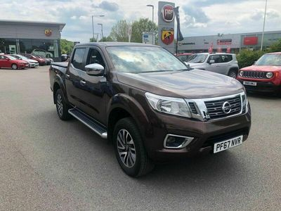 used Nissan Navara 2.3 dCi N-Connecta Double Cab Pickup 4WD (s/s) 4dr