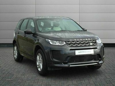 used Land Rover Discovery Sport NewD180 R-Dynamic S Diesel MHEV 2.0 5dr