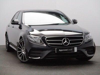 used Mercedes E300 E ClassAMG Line Night Ed Prem + 4dr 9G-Tronic 2.0