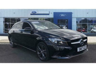 used Mercedes CLA180 ClaSport 5dr