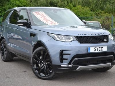 used Land Rover Discovery 3.0 Sd6 HSE