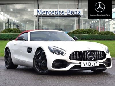 used Mercedes AMG GT Gt 2Dr Auto