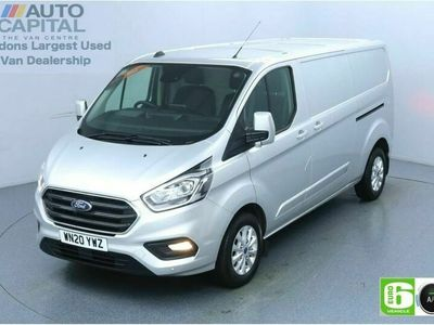 used Ford Custom Transit2.0 320 Limited EcoBlue 170 BHP L2 H1 Euro 6 Low Emission, 2020 (20)