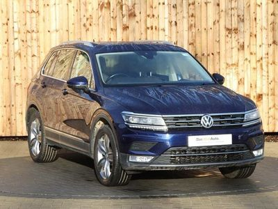 used VW Tiguan 2.0 Tsi 180 4Motion Sel 5Dr Dsg