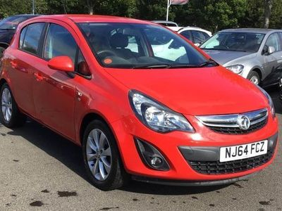 used Vauxhall Corsa 1.2 Excite 5dr